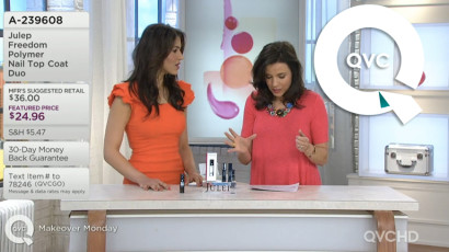 JULEP ON QVC